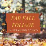 Danville Area Fall Colors