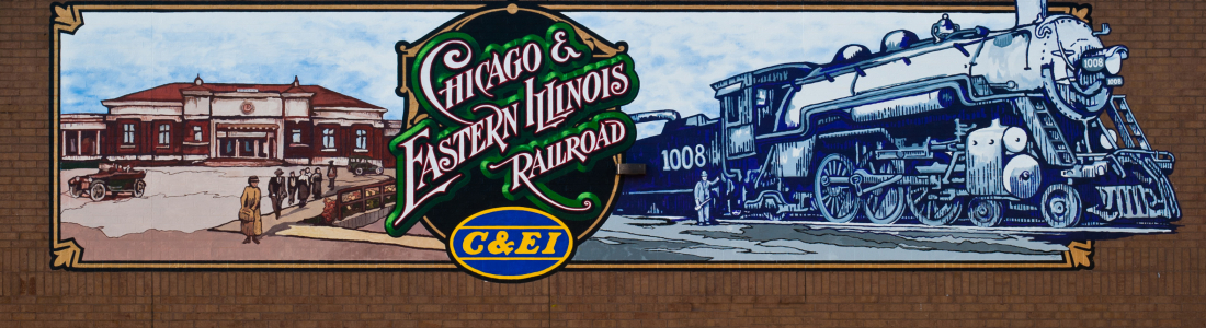 C&EI Railroad Walldog – #17
