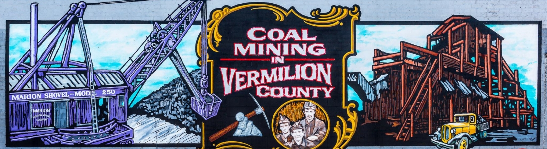 Coal Mining in Vermilion County Walldog – #18