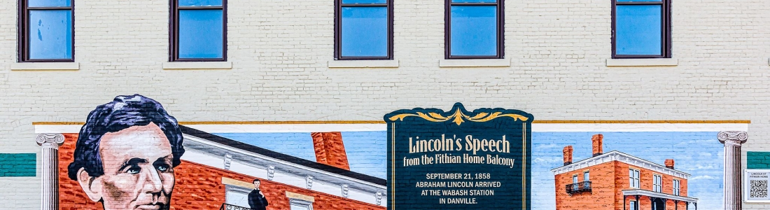 Lincoln at Fithian House Walldog – #1